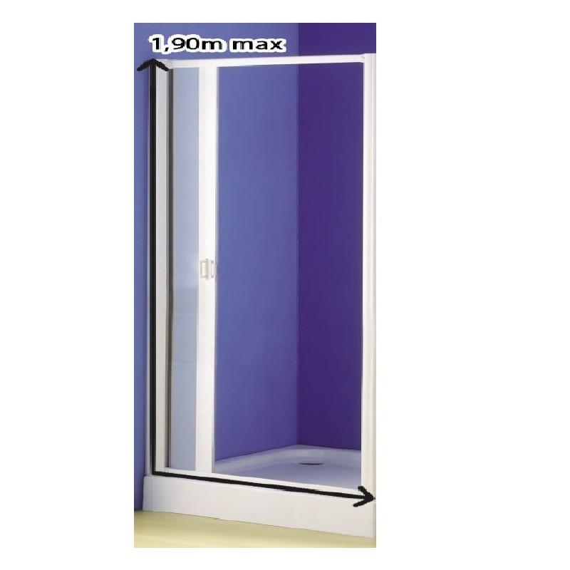 Mampara de ducha enrollables lujodux - Mamparas acrilicas para ducha ...
