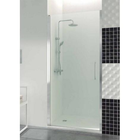 Mampara de ducha Open puerta con cierre Imán a pared
