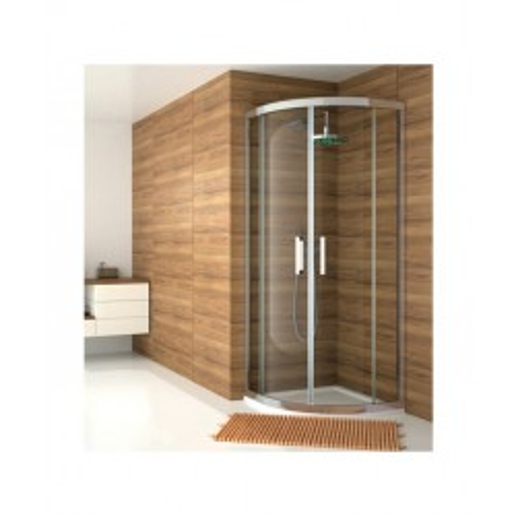 Mampara semicircular de ducha Serie 300 - TR130 /TR131/TR135 Transparente