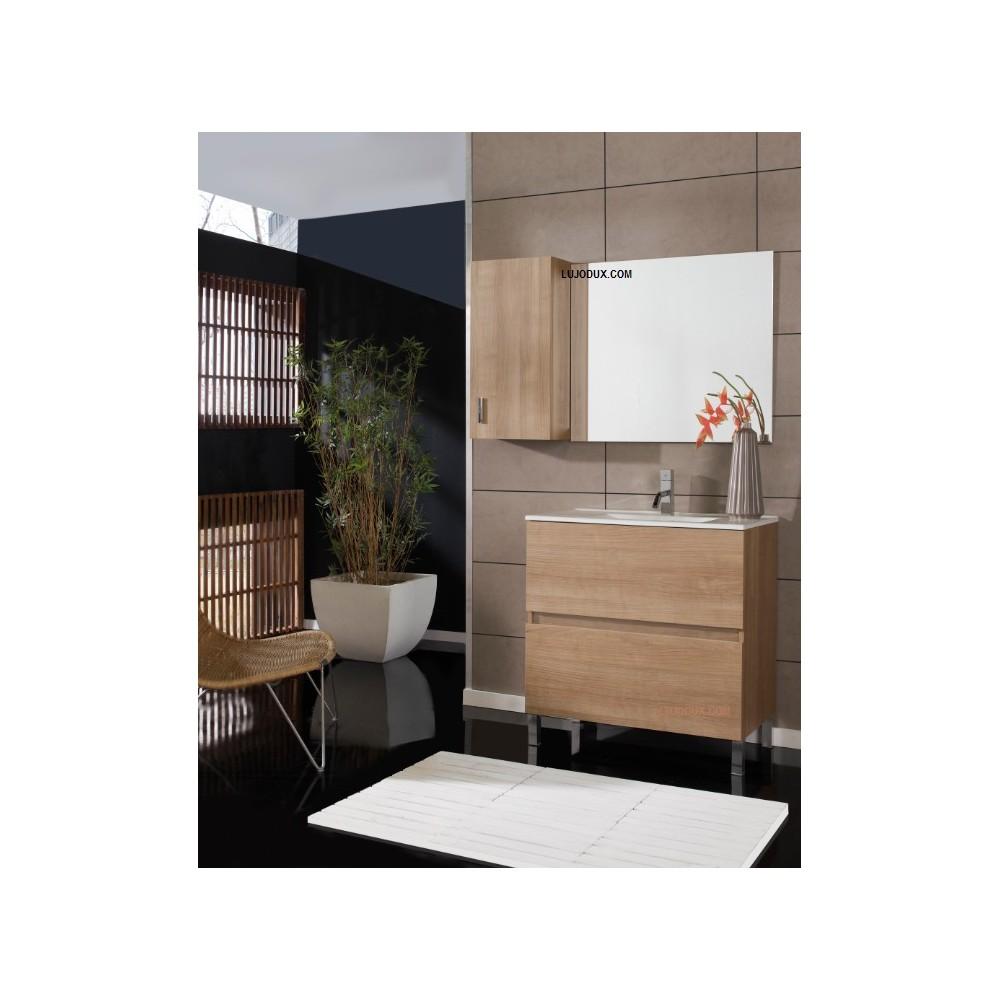 Mueble de baño CONJUNTO HELSINKI 80CM