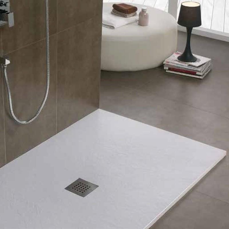 Plato de ducha extraplano serie pizarra natural for Platos de ducha de pizarra