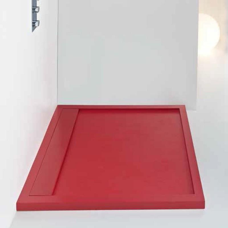 Plato de ducha serie lenon cuadrado for Platos de ducha cuadrados
