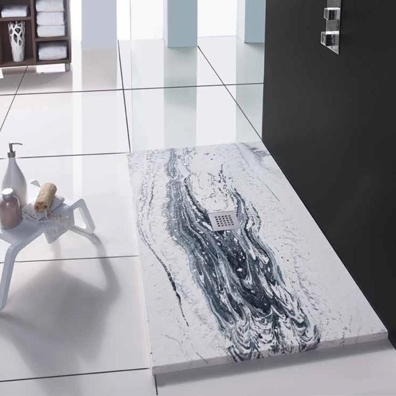 Plato de ducha serie m rmol rectangular - Platos de ducha de marmol ...