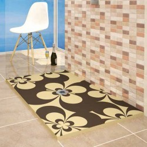Plato de ducha Serie Jardín